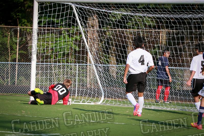 Men's JV Soccer vs Forbush-8-21-14-24
