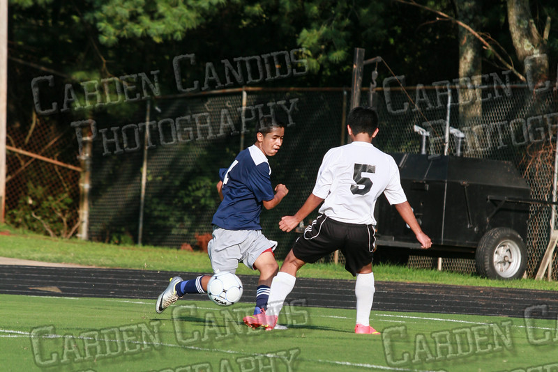 Men's JV Soccer vs Forbush-8-21-14-33