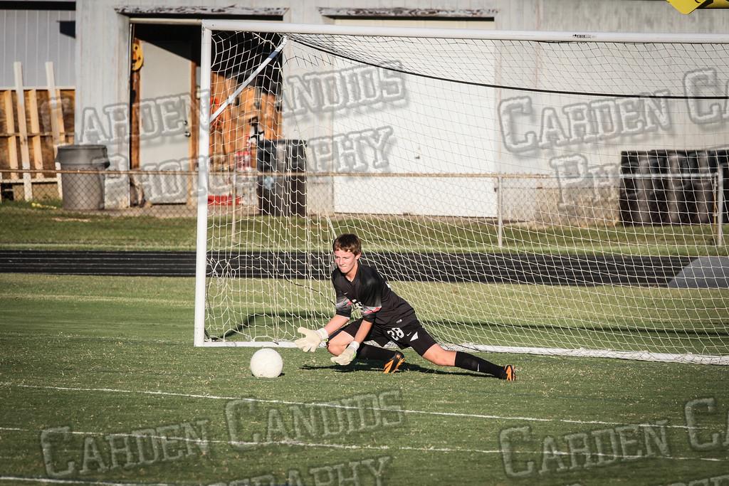 Men's Varsity Soccer vs E Forsyth 8-27-14-001