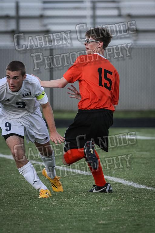 Men's Varsity Soccer vs E Forsyth 8-27-14-043