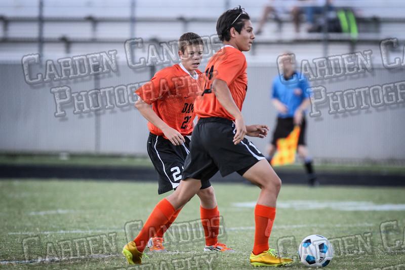 Men's Varsity Soccer vs E Forsyth 8-27-14-014