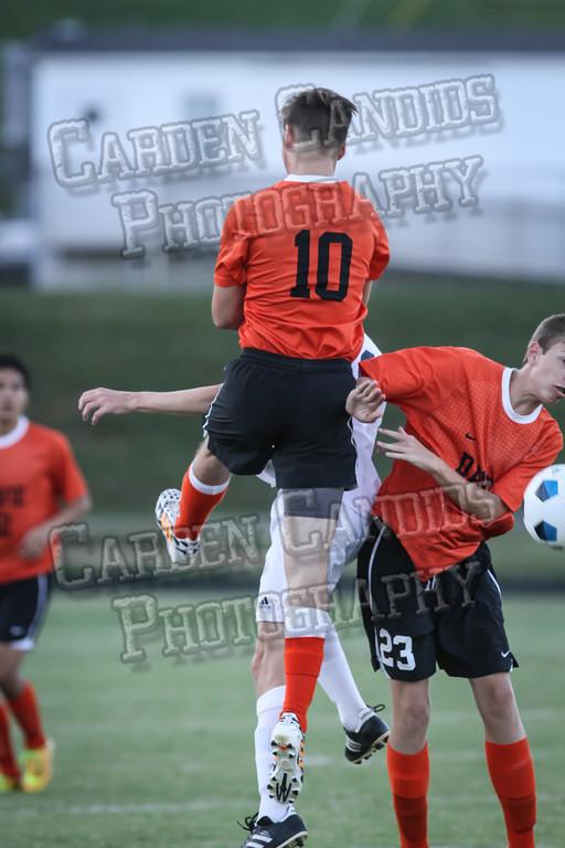 Men's Varsity Soccer vs E Forsyth 8-27-14-027