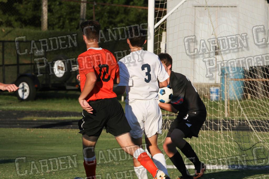 Men's Varsity Soccer vs E Forsyth 8-27-14-015