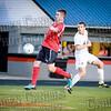 Men's Varsity Soccer vs Forbush-8-21-14-200