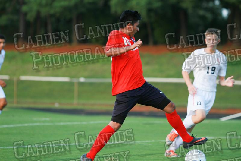 Men's Varsity Soccer vs Forbush-8-21-14-2