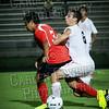 Men's Varsity Soccer vs Forbush-8-21-14-299