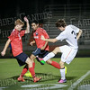 Men's Varsity Soccer vs Forbush-8-21-14-300