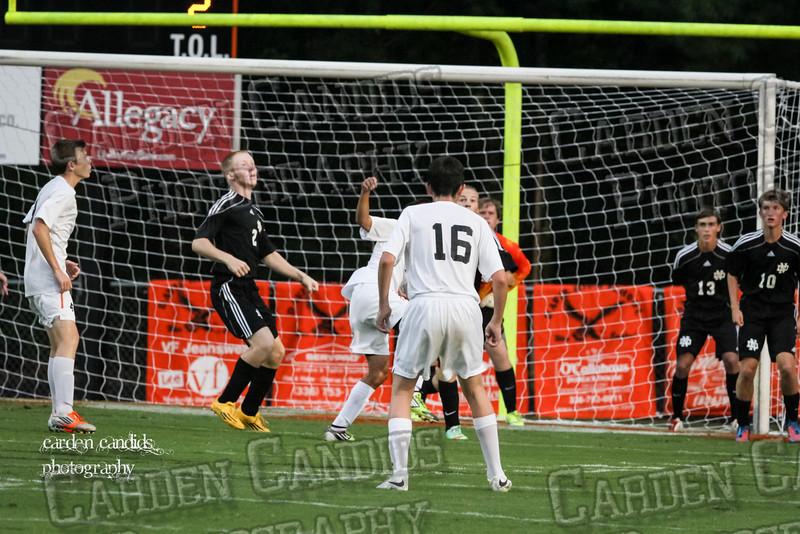 Men's Varsity Soccer vs N Davidson 9-11-14-042