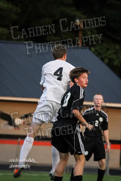 Men's Varsity Soccer vs N Davidson 9-11-14-008