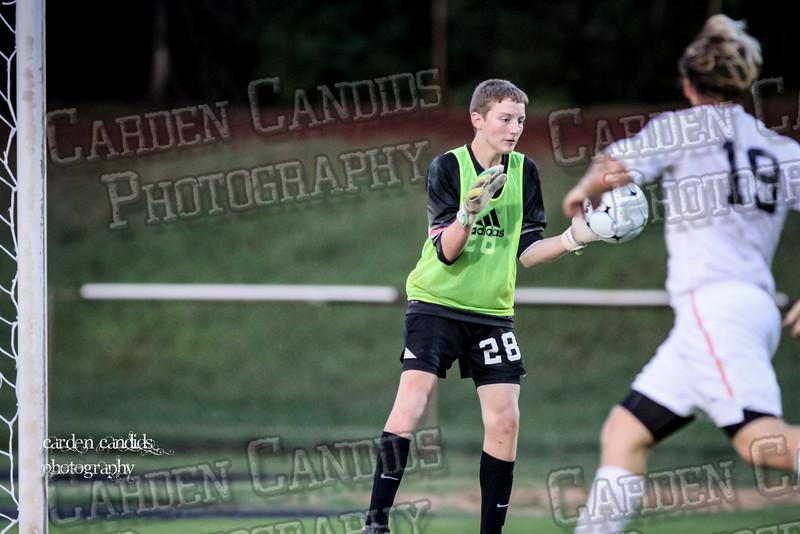 Men's Varsity Soccer vs N Davidson 9-11-14-061