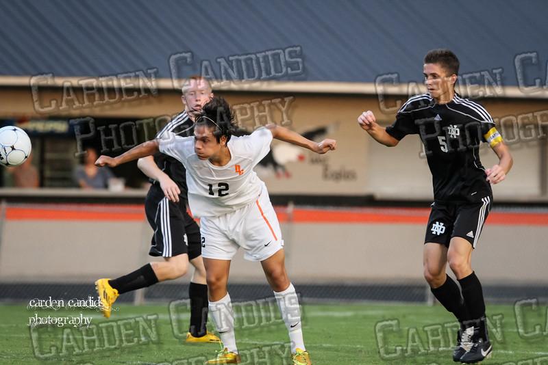Men's Varsity Soccer vs N Davidson 9-11-14-019