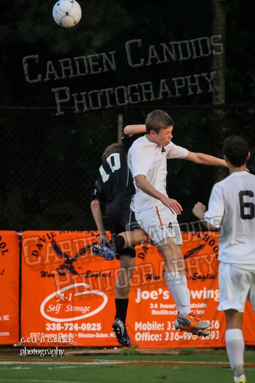 Men's Varsity Soccer vs N Davidson 9-11-14-003