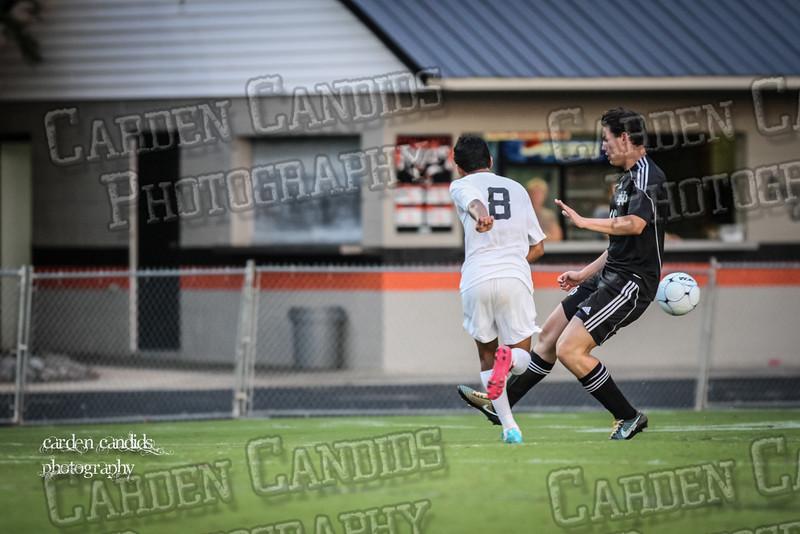 Men's Varsity Soccer vs N Davidson 9-11-14-048
