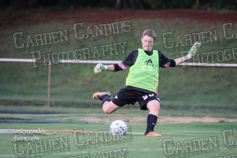 Men's Varsity Soccer vs N Davidson 9-11-14-024
