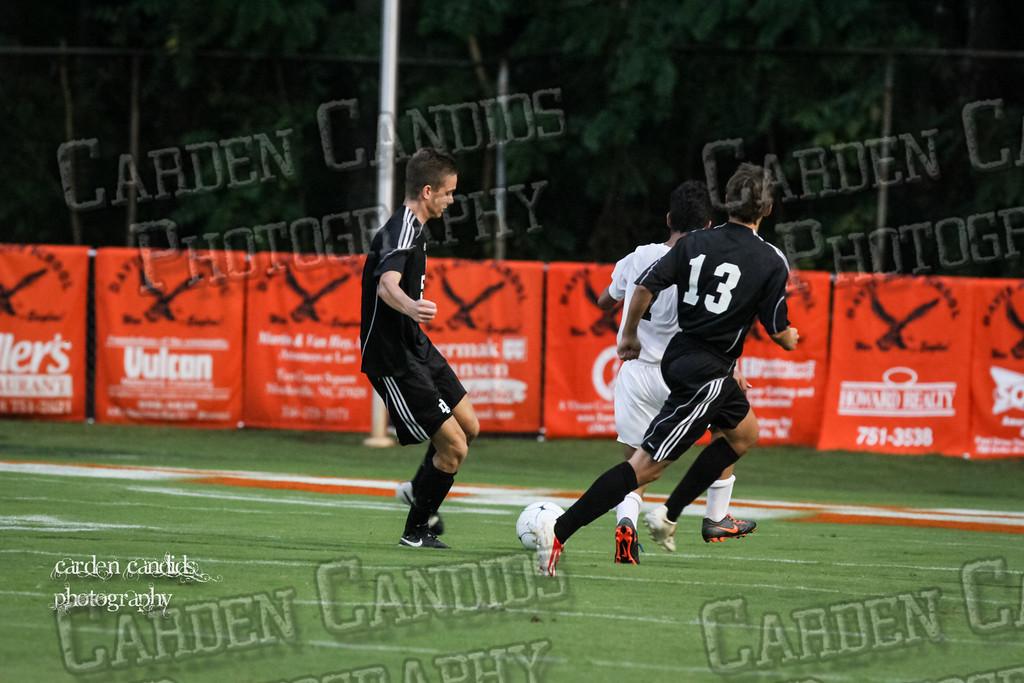 Men's Varsity Soccer vs N Davidson 9-11-14-052