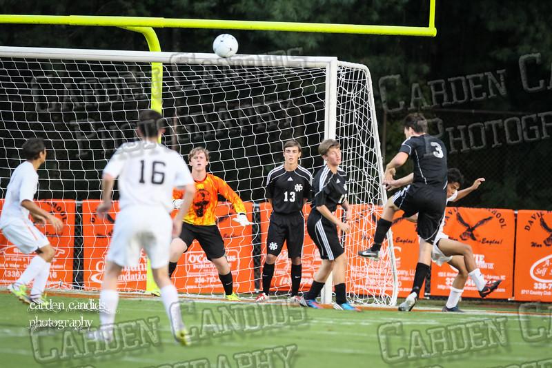 Men's Varsity Soccer vs N Davidson 9-11-14-040