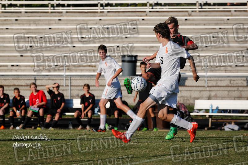 DHS JV Mens Soccer vs NW Guilford-8-31-15-694