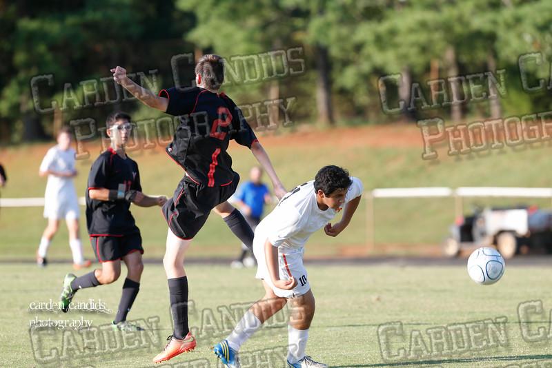DHS JV Mens Soccer vs NW Guilford-8-31-15-655
