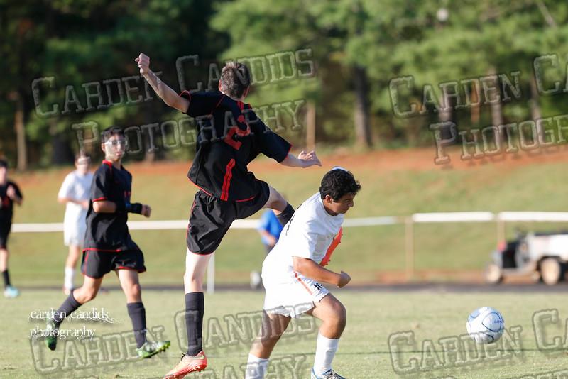 DHS JV Mens Soccer vs NW Guilford-8-31-15-654
