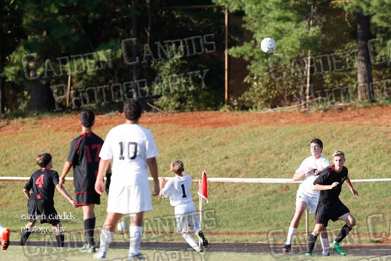 DHS JV Mens Soccer vs NW Guilford-8-31-15-671