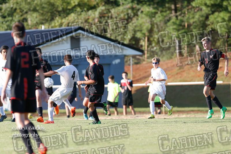 DHS JV Mens Soccer vs NW Guilford-8-31-15-672
