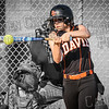 DAVIE VARSITY Ladies Softball vs Parkland 5-5-15 :