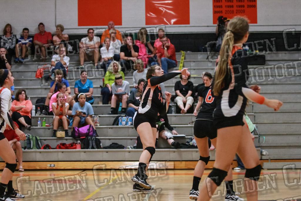 Varsity Volleyball vs North Iredell-9-8-14-029