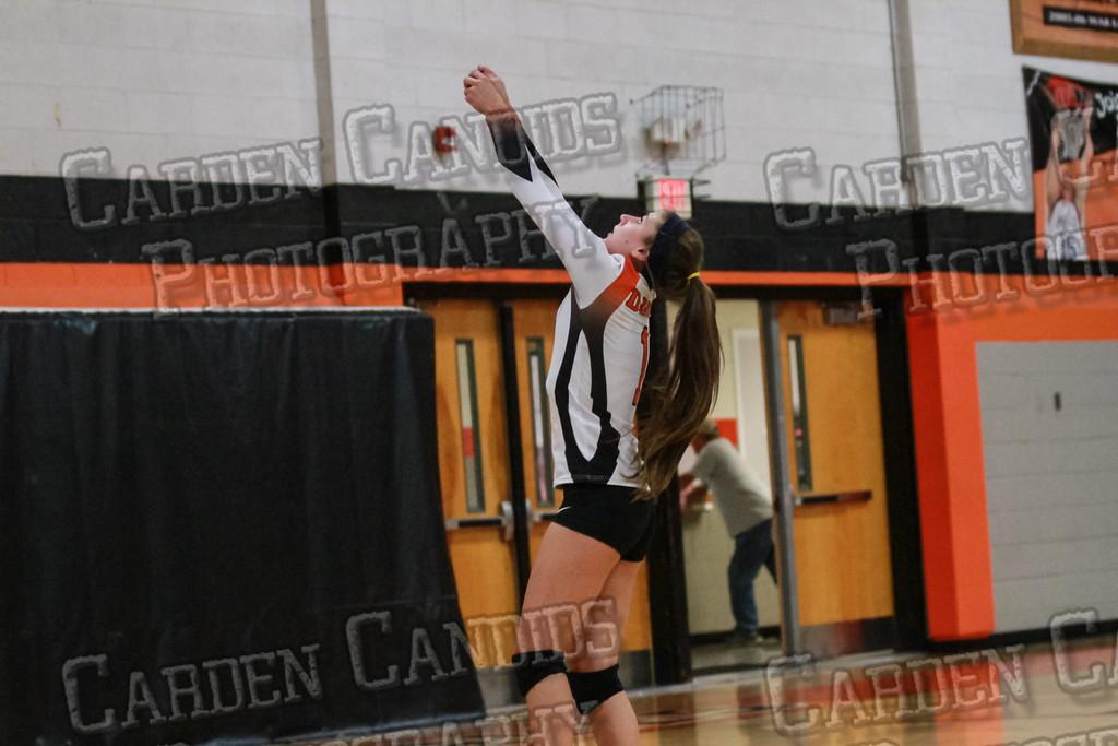 Varsity Volleyball vs North Iredell-9-8-14-021