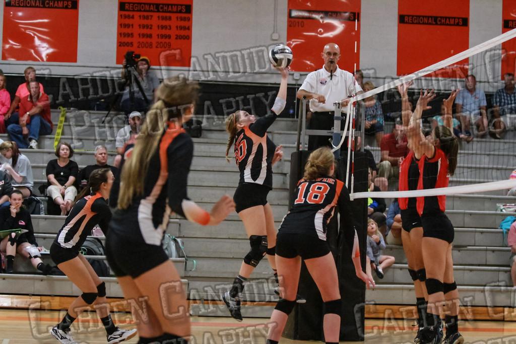 Varsity Volleyball vs North Iredell-9-8-14-045