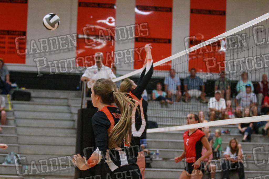 Varsity Volleyball vs North Iredell-9-8-14-042