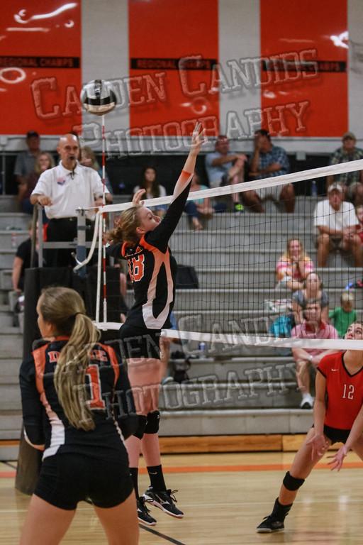 Varsity Volleyball vs North Iredell-9-8-14-004