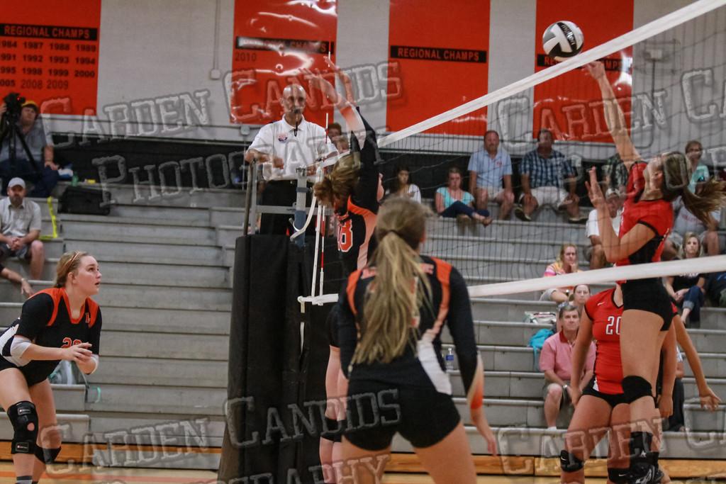 Varsity Volleyball vs North Iredell-9-8-14-050