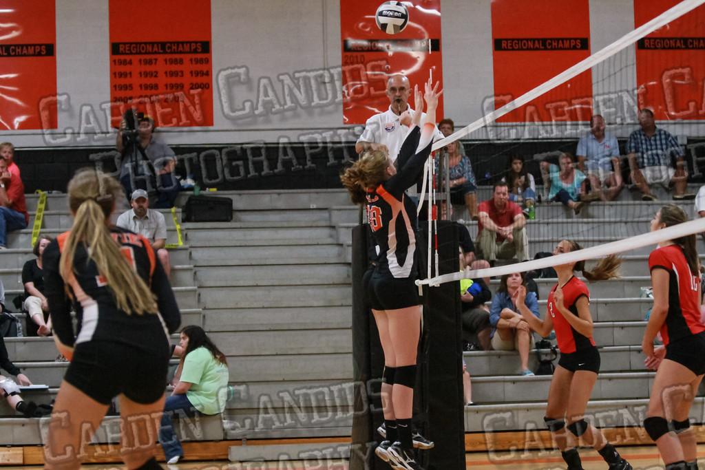 Varsity Volleyball vs North Iredell-9-8-14-026