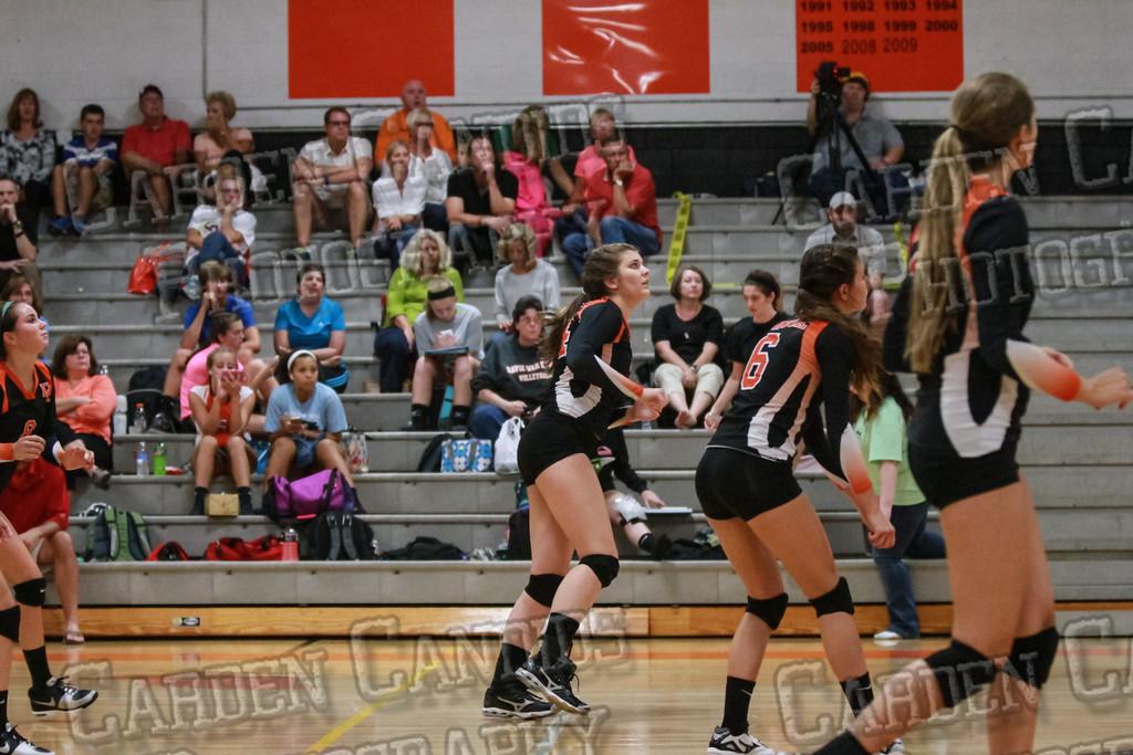 Varsity Volleyball vs North Iredell-9-8-14-030