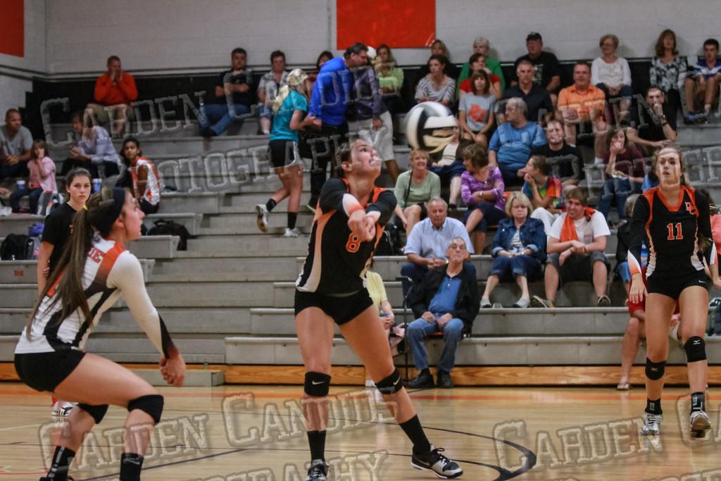 Varsity Volleyball vs North Iredell-9-8-14-017