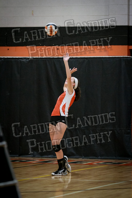 JV Volleyball Davie vs NW Guilford-30