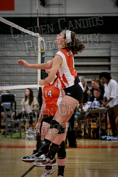 JV Volleyball Davie vs NW Guilford-9