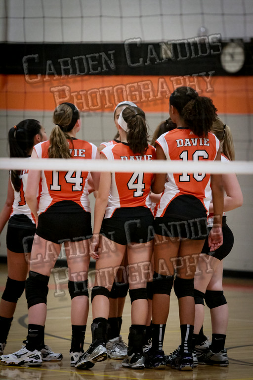 JV Volleyball Davie vs NW Guilford-26
