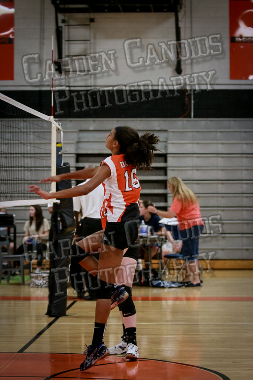 JV Volleyball Davie vs NW Guilford-3