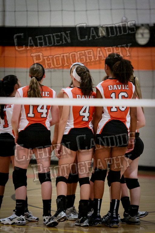 JV Volleyball Davie vs NW Guilford-27