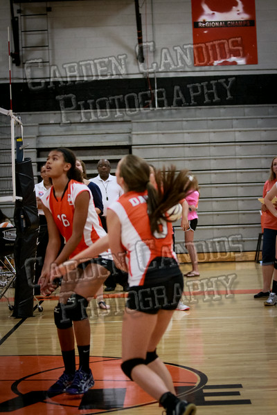JV Volleyball Davie vs NW Guilford-19
