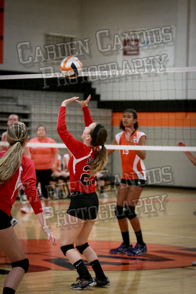 JV Volleyball Davie vs NW Guilford-35