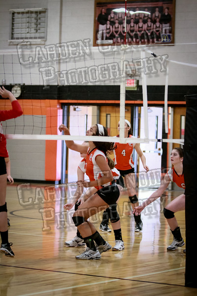 JV Volleyball Davie vs NW Guilford-34