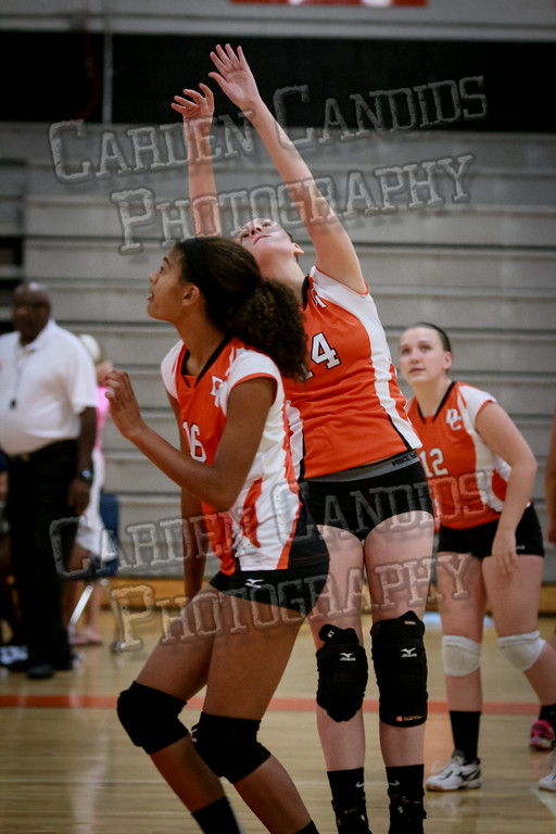 JV Volleyball Davie vs NW Guilford-17