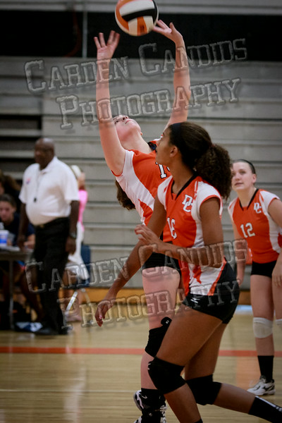 JV Volleyball Davie vs NW Guilford-16