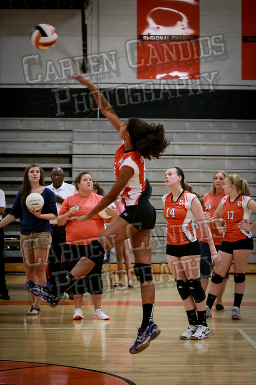 JV Volleyball Davie vs NW Guilford-21