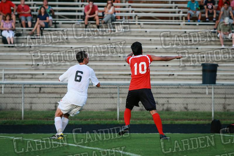 Men's Varsity Soccer vs Forbush-8-21-14-21