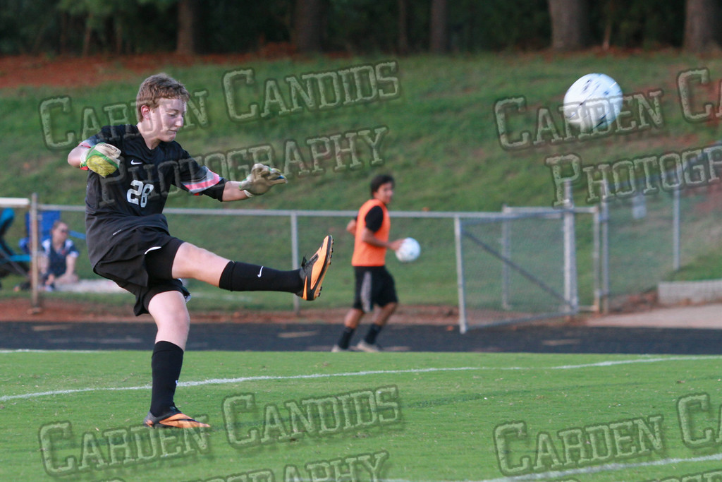 Men's Varsity Soccer vs Forbush-8-21-14-39
