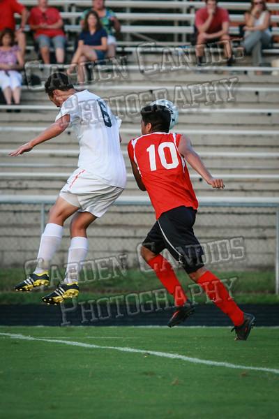 Men's Varsity Soccer vs Forbush-8-21-14-23