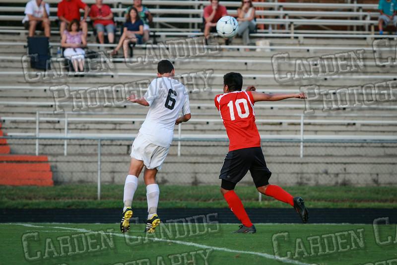 Men's Varsity Soccer vs Forbush-8-21-14-22
